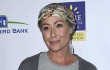 Brenda z Beverly Hills má skvělé zprávy: Rakovina je pryč!