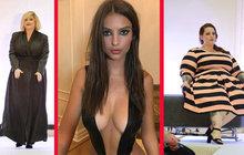 Souboj modelek: Boubelatá prsatice zastíní i krasavice!