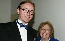 Ondřej Havelka 3 měsíce po smrti maminky Libuše (†92): Jsem na dně!