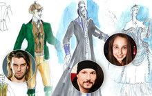 Muzikál Ples upírů: Kdo oblékne kostýmy za miliony?