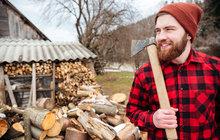 Až se zima zeptá, co jste dělali v létě...Objevte v sobě dřevorubce!