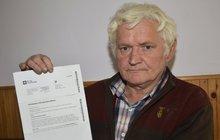 Pan Miroslav (65): Pojišťovna ho podvedla! Vyměnili lékařskou zprávu!