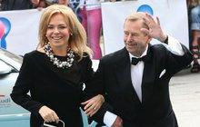 Vzpomínky bývalé první dámy na život s prezidentem Havlem, který by oslavil 80. narozeniny: Jaký byl poslední dar od manžela?