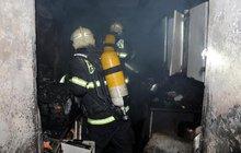 Požár rodinného domku: Uhořel muž (†35) a jeho pes!