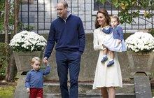 William a Kate stráví Vánoce u Middletonů: Královna dostala košem...