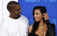 Kim & Kanye: Za 2,6 milionu mají třetí dítě!