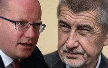Premiéru Sobotkovi dochází trpělivost: Ministře Babiši, asi vás odepíši!