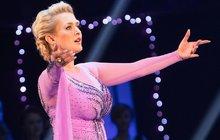 Nejvyvinutější tanečnice celé historie StarDance Miluše Bittnerová: Dostala zákaz ukazovat prsa!