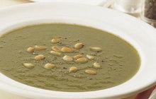 Vánoční recepty s rybami: Zjemněte rybí polévku smetanou!