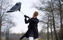 Předpověď počasí děsí: Nástup podzimu jako z hororu