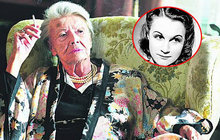 Zdena Procházková (90) o kolegyních: Mandlová byla posedlá sexem!