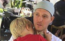 Zpěvák Michael Bublé: Konec kvůli rakovině syna!