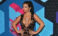 Udílení Evropských hudebních cen MTV: Modelky šly s kůží na trh!