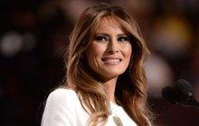 Slovinka Melania Trump (46): Ona vyhrála Donaldovi volby!