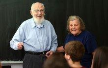 Tomáš Graumann (85) z Brna: Jsem jedno z dětí Nicolase Wintona!