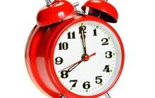 Rádce pro sychravé dny: Spánek, zubař, sex...Která hodina je nejvhodnější!