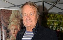 Zklamaný režisér Adamec (68): Jsem důchodce a nikdo mě nechce!