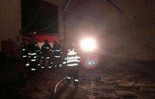 Výbuch kotle zničil fabriku!