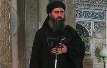 Neslavný konec obávaného šéfa Islámského státu: Žije pod zemí a je paranoik!