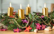 Advent je tady! Fotogalerie plná nápadů