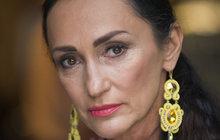 Utrpení Sklovské (52): Zbyly jí jen oči pro pláč!