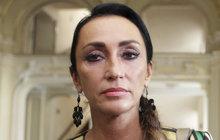 Sklovská (52) po návratu z Říma: Závažná OPERACE! Celkovou anestezii musela odmítnout