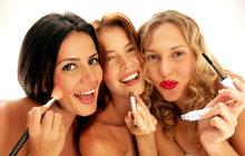 Servis pro ženy: Kdy vyhodit rtěnku, stíny nebo pudr?