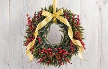 Krása! 77 nápadů na vánoční věnce