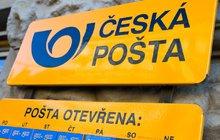 Česká pošta ve ztrátě: Došly jí rezervy