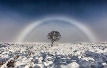 Vzácný přírodní úkaz ve Skotsku: Bílá duha!
