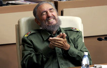 Fidel a chudý revolucionář? To ani omylem...