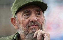 Rozloučení s Fidelem Castrem (†90): Sestra se na něj vykašlala, pohřbil ho Maradona!