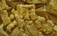 Jesličky k adventu patří! Kde vystavují dřevěné, z másla nebo perníku?