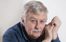 Ladislav Potměšil (73), hvězda Ordinace: Chodí, ale...UŽ NIKDY NEBUDE HRÁT!