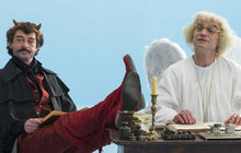 Vánoce v TV: Anděl Páně bral všechno!