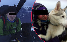 Záhadná vražda za polárním kruhem: Čech ubodal přítelkyni, pak prchnul se psím spřežením!