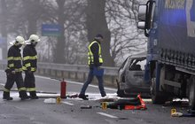 Silnice smrti u Moravských Budějovic: Za 19 dní 6 mrtvých... na 1500 metrech!