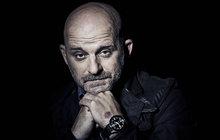 Hynek Čermák alias major Kuneš ze seriálu Rapl: Zdravotní problémy během natáčení!