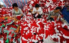 Čínské I-wu: Tady se rodí 60 % světových Vánoc!