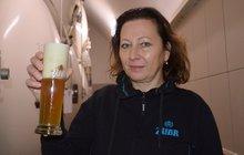 """Nataša Rousková (56) zPřerova se už 31 let věnuje profesi, kterou kdysi dělali výhradně muži: """"Být sládková je dobrodružství!"""""""