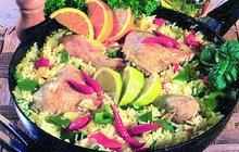 ORIENTÁLNÍ KUCHYNĚ: Skořice se ke kuřecímu skvěle hodí!