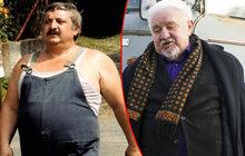 Vesničko má středisková po 31 letech: Marián Labuda (72) znovu točil řidiče Pávka!