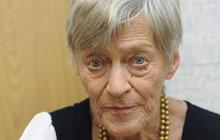 Luba Skořepová (†93) dva roky po smrti:  OSTUDA! NEDŮSTOJNÝ HROB!