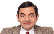 Ťukněte si s celebritou! »Mr. Bean« slaví 62
