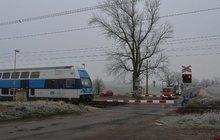 Nový rok na jihu Moravy: Už tři sebevrazi skočili pod vlak!