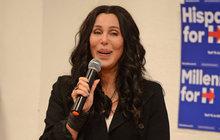 Děsivé zvěsti o americké zpěvačce: Cher je plonk a umírá!
