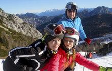 """Zhýčkaná Hrubešová přiznala: """"Na hory potřebuju super lyže a kreditku!"""""""