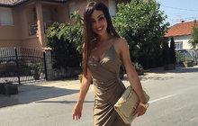 Srbská miss Dijana (28) bojuje s rakovinou!