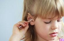 Odborníci varují: S uchošťoury opatrně!