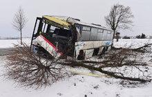 Smrt cestou do práce: V busu zemřela cestující!